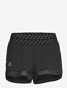 TENNIS MATCH SHORT AEROREADY - treenishortsit - black