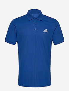 Club Solid Tennis Polo - koszulki polo - blue