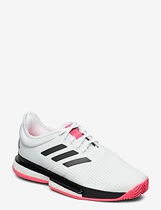 SoleCourt Shoes - buty do tenisa - white