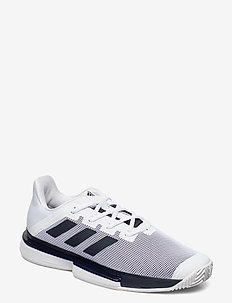 SoleMatch Bounce Hard Court Shoes - tennis shoes - white