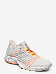 ADIZERO CLUB W - tennisskor - grey