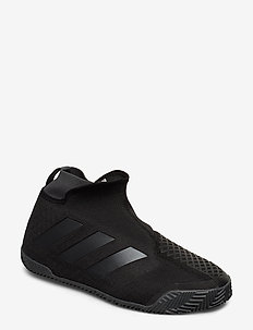 Stycon Laceless Clay Court Shoes - tennis sko - black