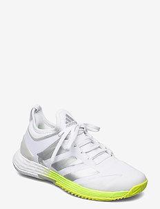 Adizero Ubersonic 4 Tennis Shoes - racketsportsskor - white