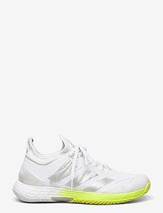 Adizero Ubersonic 4 Tennis Shoes - ketsjersportsko - white