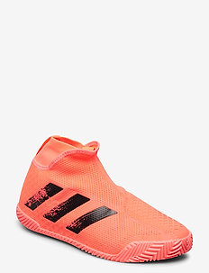 Stycon laceless tokyo tennis shoes - buty do tenisa - pink
