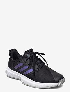 GameCourt Tennis Shoes - racketsports shoes - black