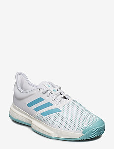 SOLECOURT BOOST X PARLEY M - WHITE