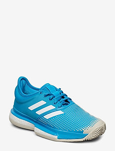 SOLECOURT BOOST CLAY/PADEL W - BLUE