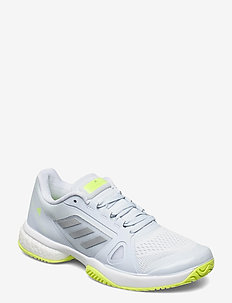 adidas by Stella McCartney Barricade Boost 2017 Shoes - racketsports shoes - grey