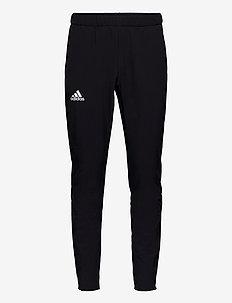 WOVEN TENNIS PANTS - spodnie treningowe - black