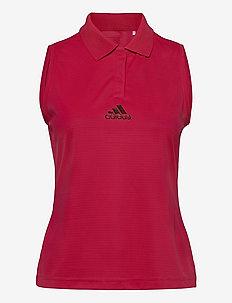 TENNIS MATCH TANK HEAT.RDY - poloshirts - pink