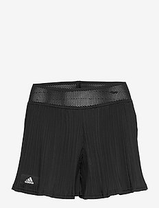 TENNIS PLISSE SHORT HEAT.RDY - trening shorts - black