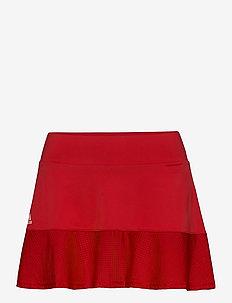 TENNIS MATCH SKIRT AEROREADY - jupes de sport - scarlet