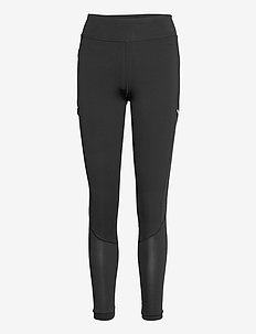 Tennis Match Leggings - leggings - black