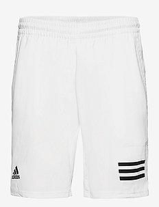 CLUB 3-STRIPE SHORTS - training shorts - white