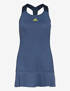 Tennis Y-Dress - sports dresses - blue