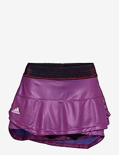 MATCH SKIRT P.BLUE A.RDY - urheiluhameet - dark pink