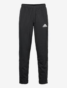 TEAMWEAR WOVEN PANTS - spodnie treningowe - 000/black