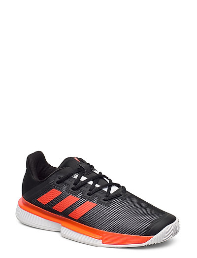 Solematch Bounce Hard Court Shoes Shoes Sport Shoes Training Shoes- Golf/tennis/fitness Schwarz ADIDAS PERFORMANCE