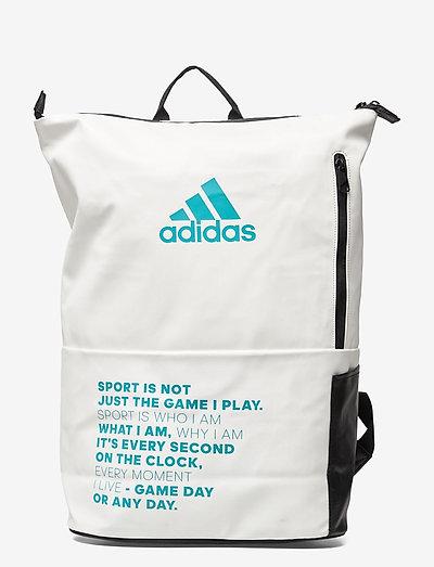 Backpack MULTIGAME - vesker for racketsport - white