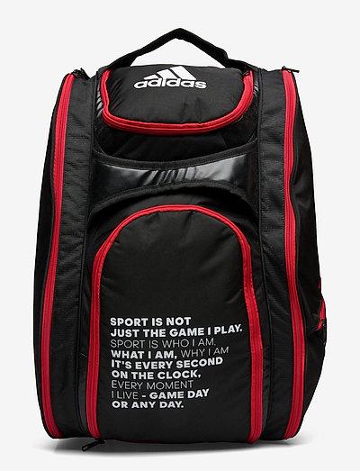 Racket Bag MULTIGAME - vesker for racketsport - u10/black