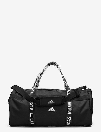 4ATHLTS Duffel Bag Medium - ketsjersporttasker - 000/black