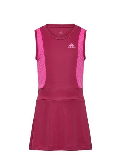 GIRLS POP UP DRESS - sommerkleider - 000/pink