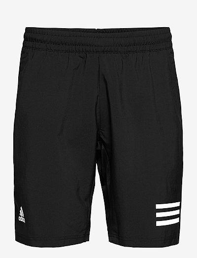 CLUB 3-STRIPE SHORTS - träningsshorts - 000/black