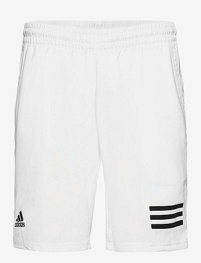 CLUB 3-STRIPE SHORTS - träningsshorts - 000/white