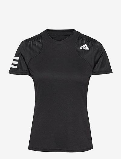 Club Tennis Tee - t-shirty - black