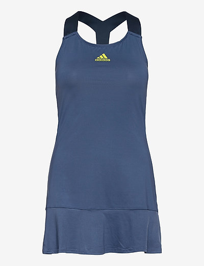 Tennis Y-Dress - sports dresses - blue