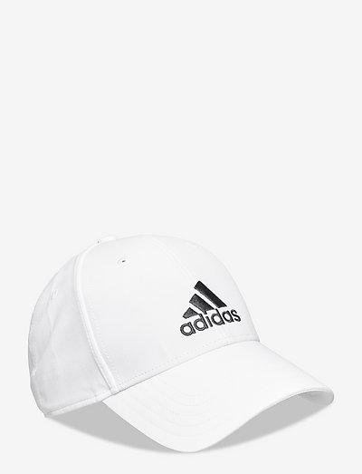 BASEBALL CAP LIGHTWEIGHT - caps - 000/white