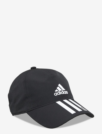 BASEBALL CAP 3-STRIPE - caps - 000/black