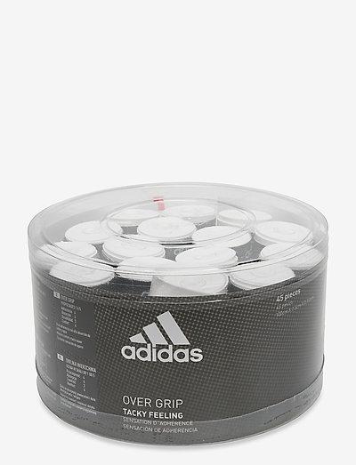 OVERGRIP 45-PACK - baller og tilbehør - white