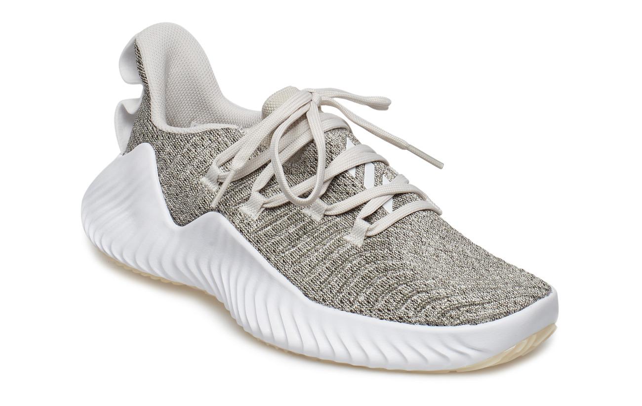 446dd60ddeca1 Alphabounce Trainer W (Rawwht ftwwht grethr) (£84.95) - adidas ...
