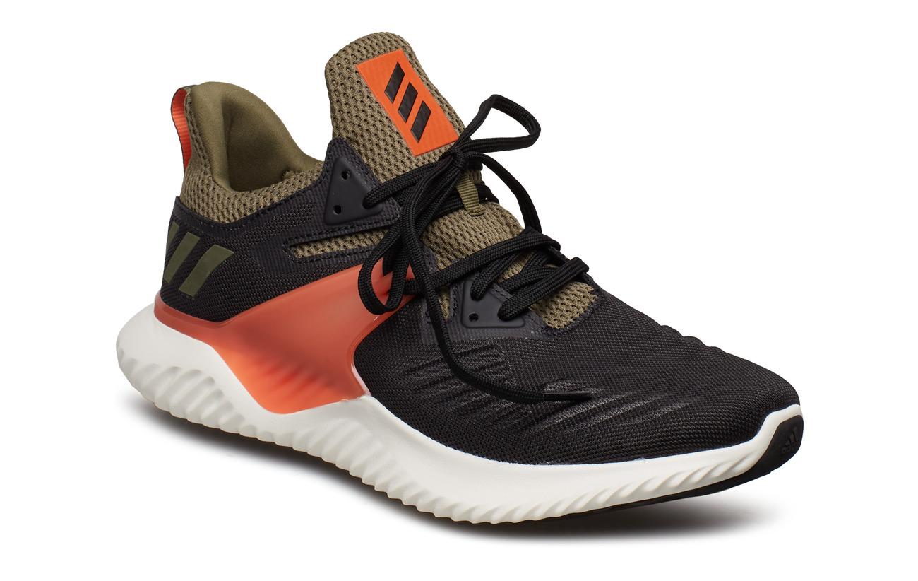adidas Performance alphabounce beyond 2 m - CBLACK/CBLACK/TRUORA