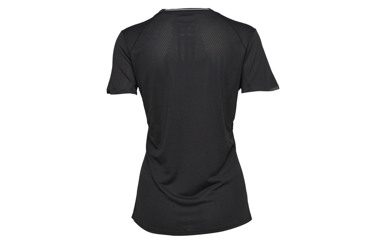 Black Polyester Adidas Sn 100 Ss W Tee Fr U8XxwAq7