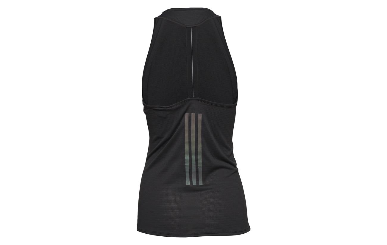 Polyester 100 Tank Adidas Supernova Black W8tpIa0Sq