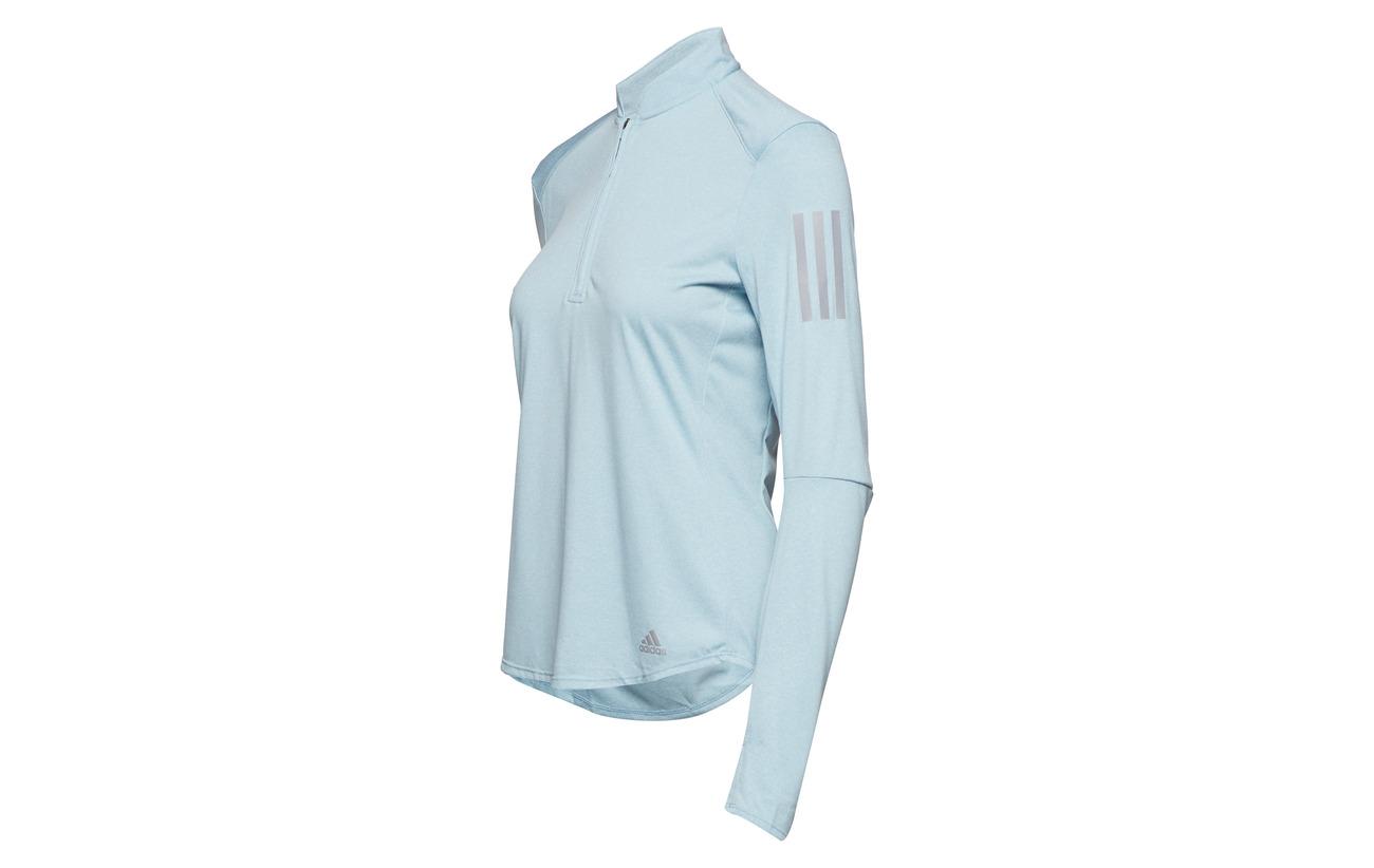 Run Own Ashgre The Zip 100 Adidas Polyester gawOEqO