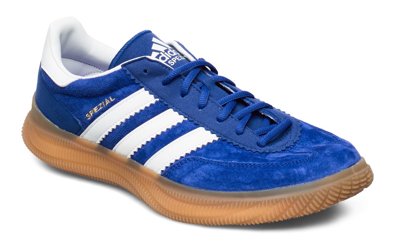 adidas Performance HB Spezial Boost - ROYAL/FTWWHT/GOLDMT