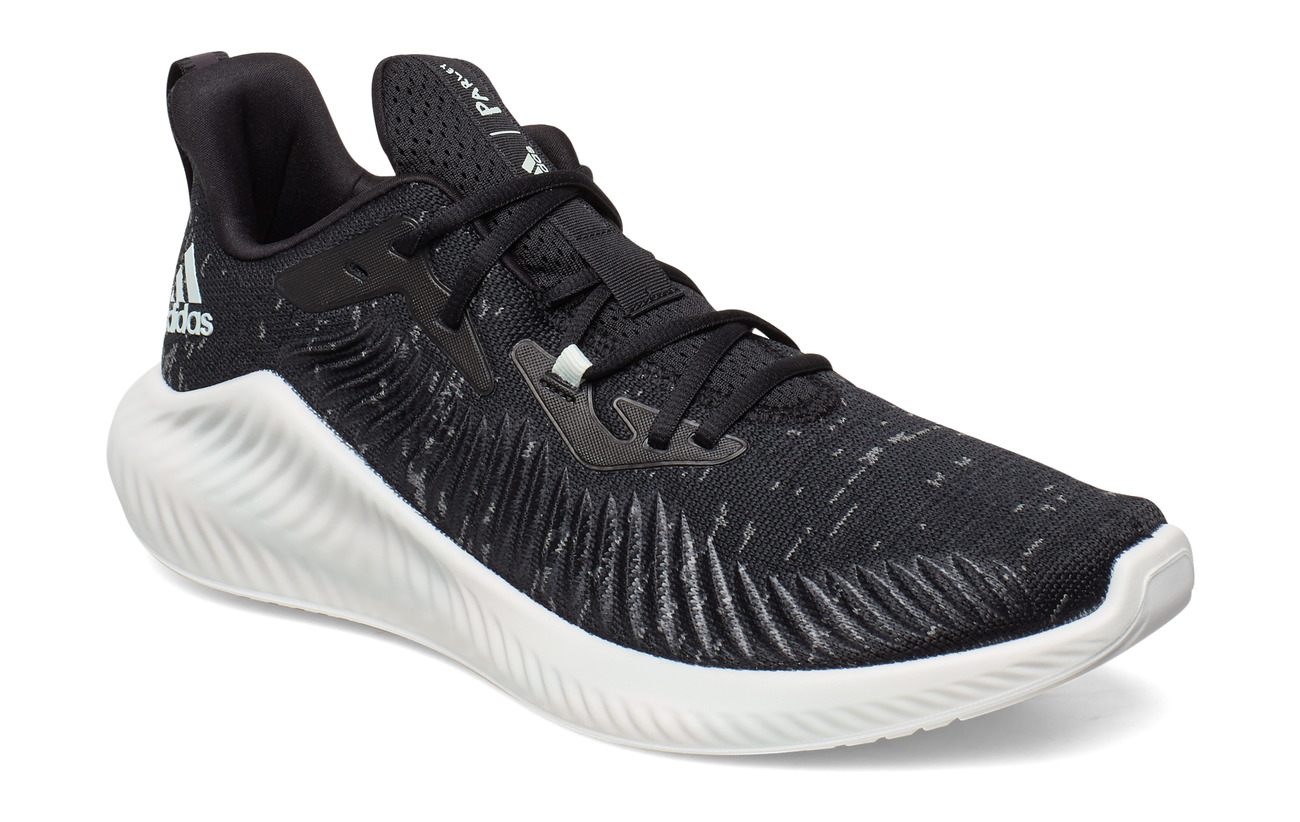 adidas Performance alphabounce+ PARLEY m - CBLACK/LINGRN/FTWWHT