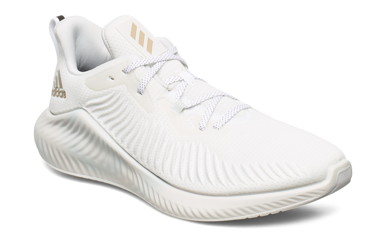 adidas Performance alphabounce+ - CRYWHT/TMCOPR/GRETWO