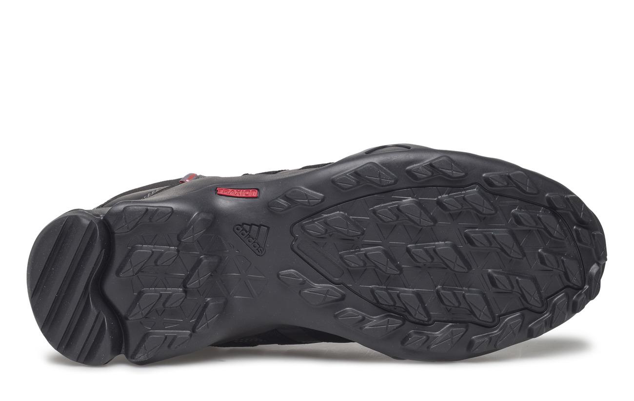 Adidas Mid Synthetic Supérieure Caoutchouc Beta cblack Textile Doublure Ax2r Terrex Partie visgre Cblack Outsole Cw pqrp1
