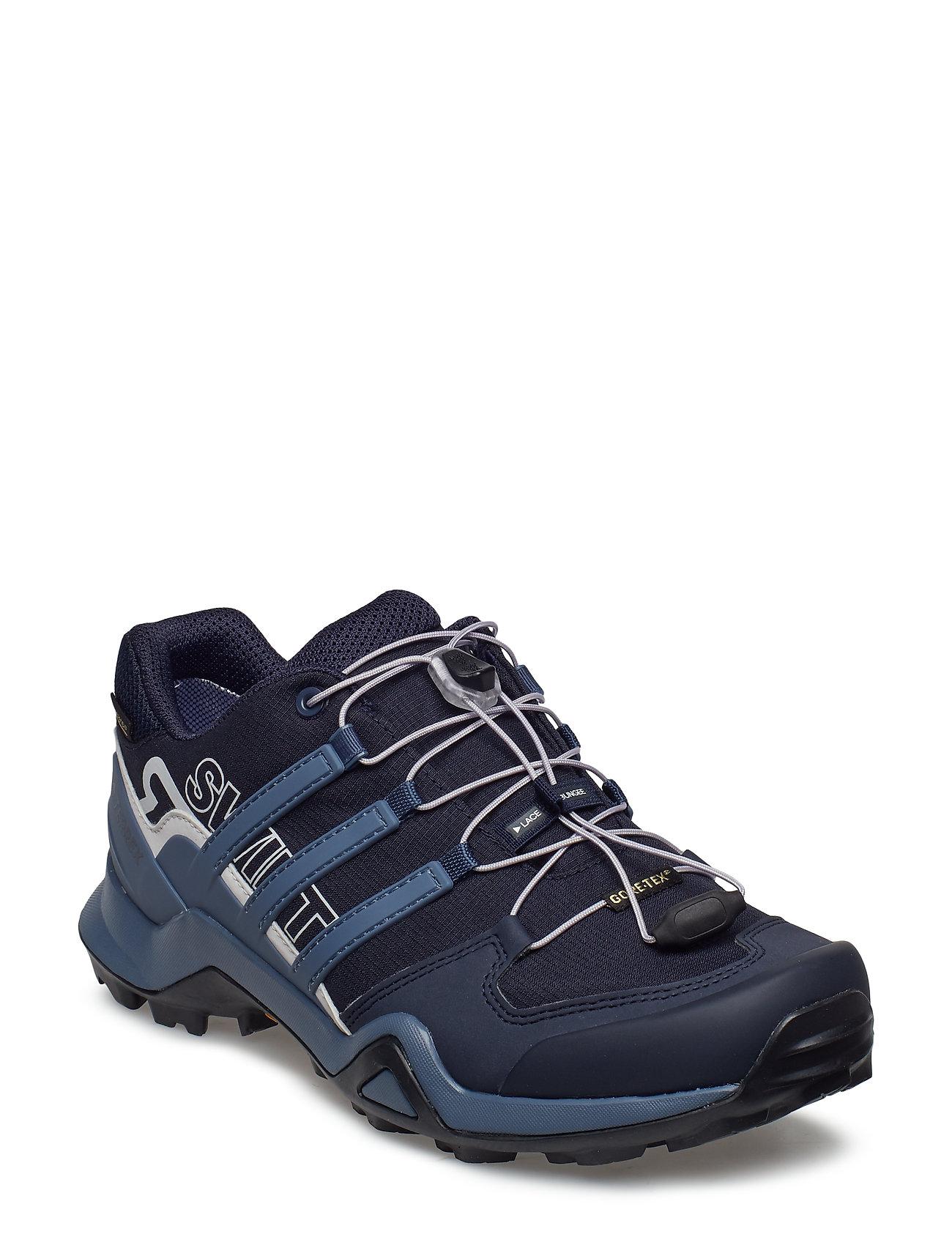 ADIDAS Terrex Swift R2 Gtx W Stiefel Halbstiefel Blau ADIDAS