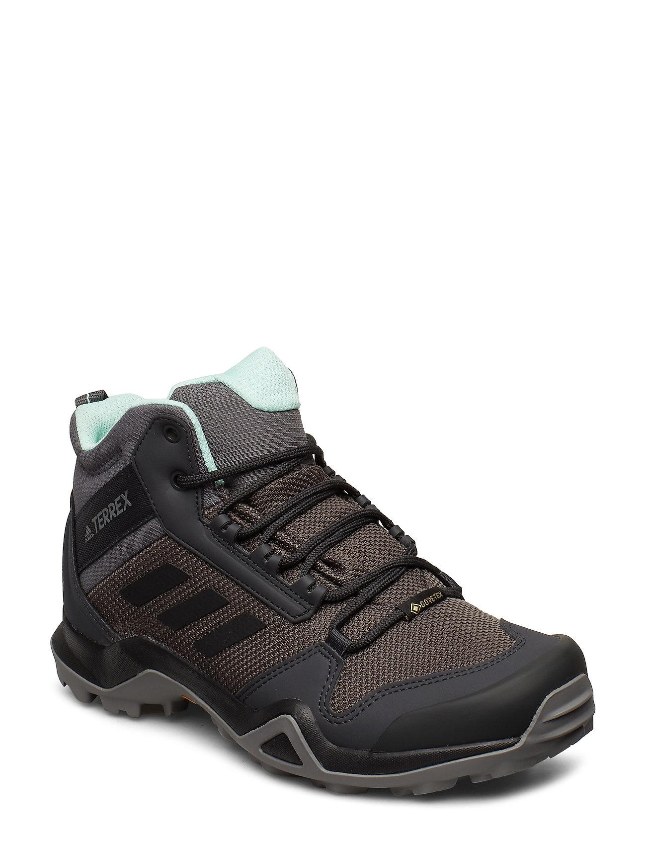 ADIDAS Sneaker | Terrex Ax3 Mid Gtx W Shoes Sport Shoes Training Shoes- Golf/tennis/fitness Grau ADIDAS PERFORMANCE