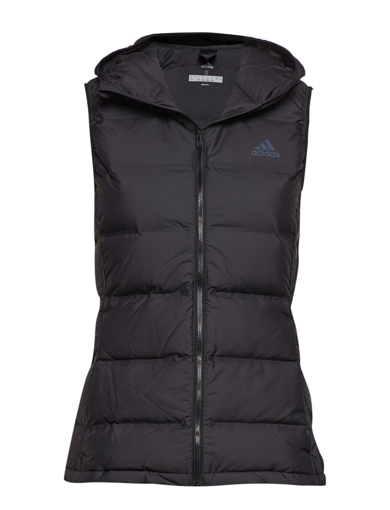 adidas Performance W Helionic Vest - BLACK