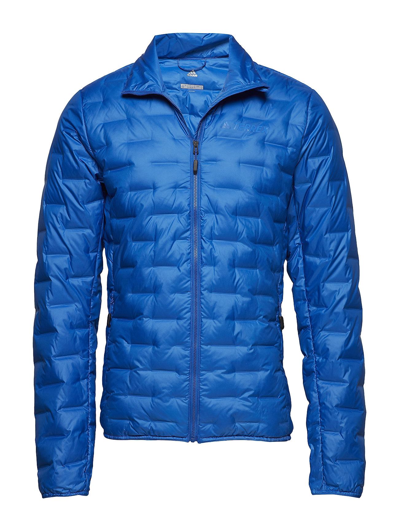 adidas icy blue jacke