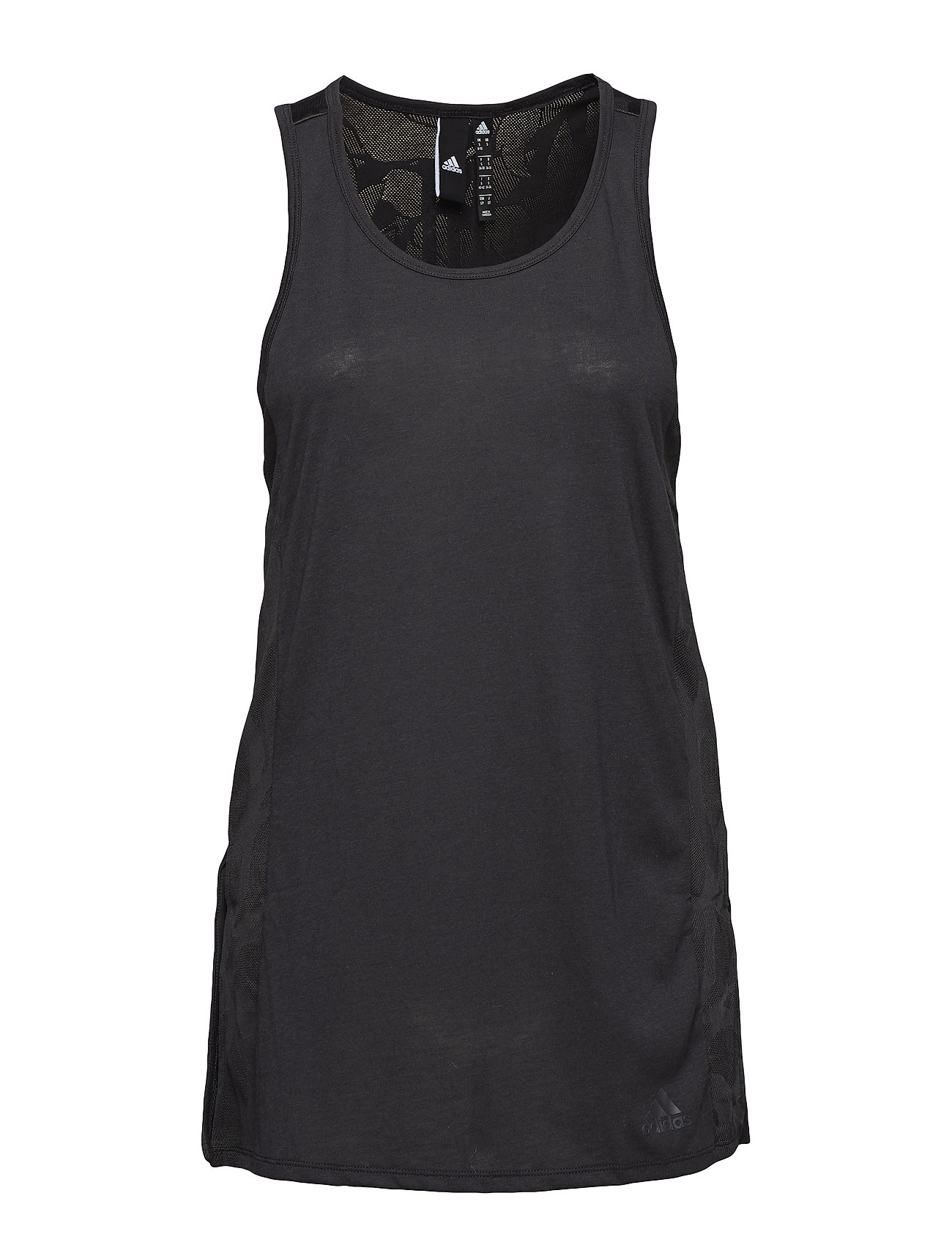 adidas Performance W Id Mesh Tank - BLACK