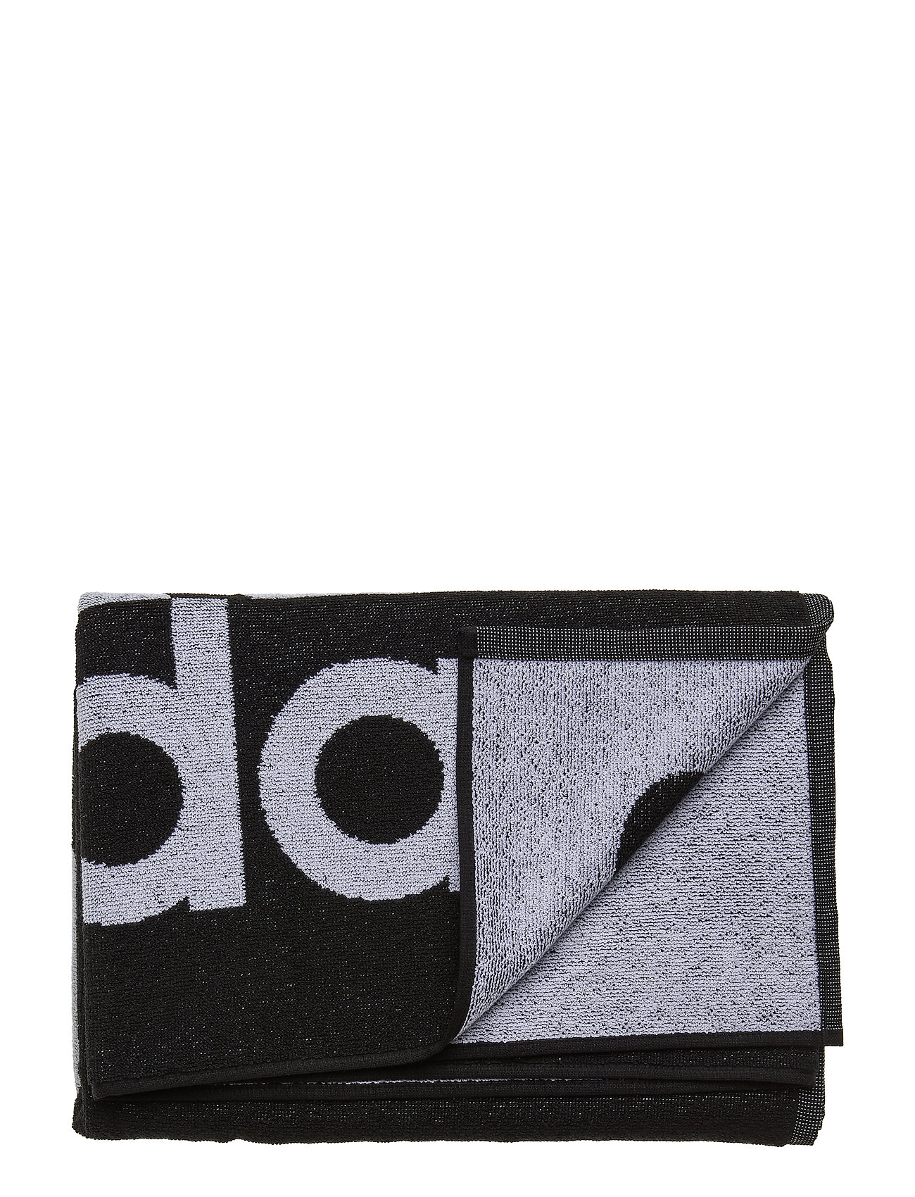 adidas Performance ADIDAS TOWEL L - BLACK/WHITE