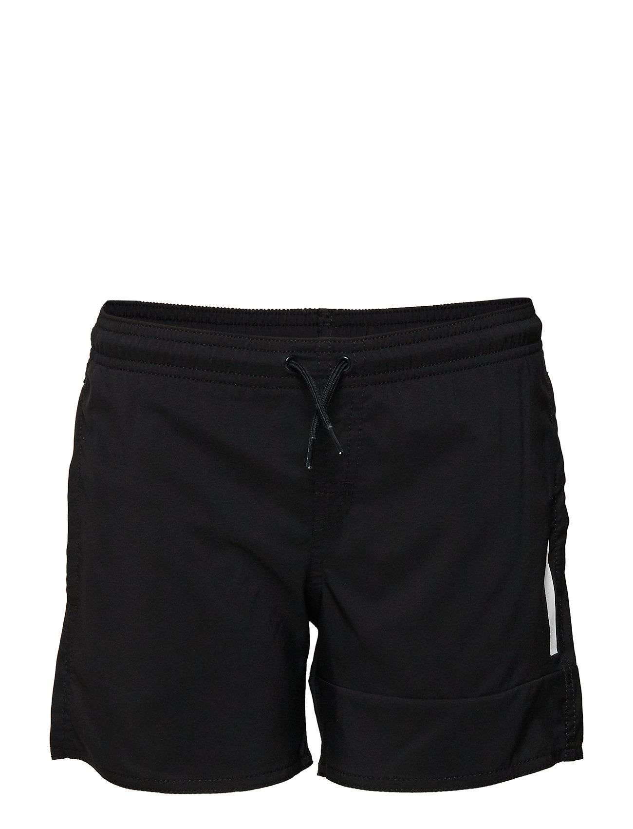 adidas Performance YB BOS SH SL - BLACK/WHITE